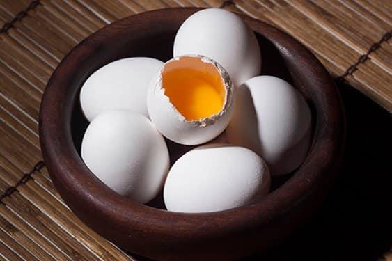 alimentos para prevenir a queda de cabelos