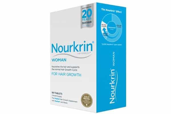 Nourkrin queda de cabelo