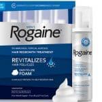 Rogaine: minoxidil tópico para tratamento da alopecia