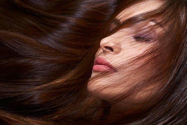 queratina do cabelo