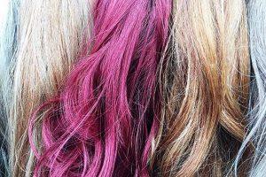 tintura de grafeno cabelos