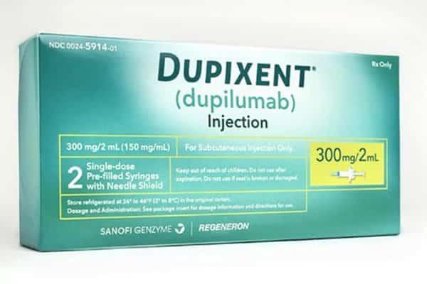 Dupilumab para alopecia areata tratamento