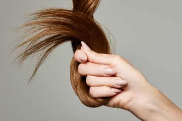 força dos cabelos