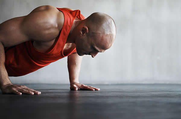 calvície e exercício físico