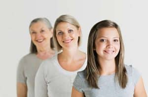 mudanças no cabelo feminino