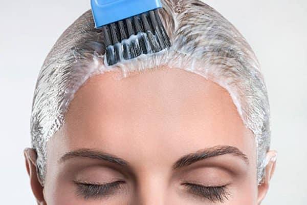 amônia faz mal queda cabelos saúde