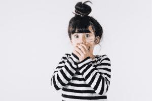 queda de cabelo em crianças