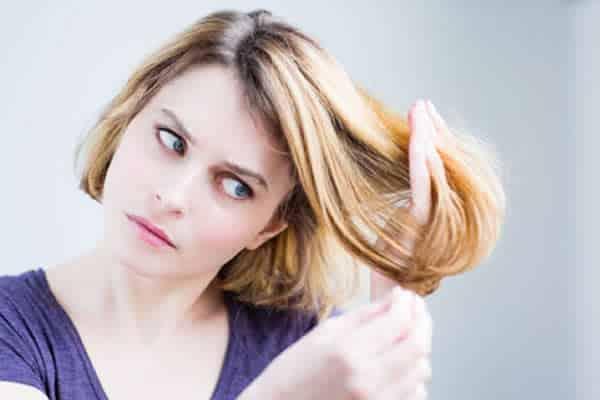 queda de cabelo e calvície causas