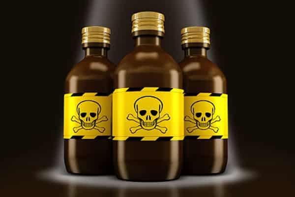 tóxico para o cabelo faz mal toxina queda de cabelo